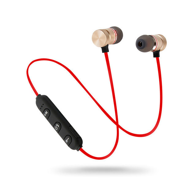 Magnetic Wireless Bluetooth Earphones - Shop For Gamers