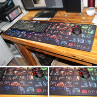 DOTA 2 Game Mouse Pad - Shop For Gamers