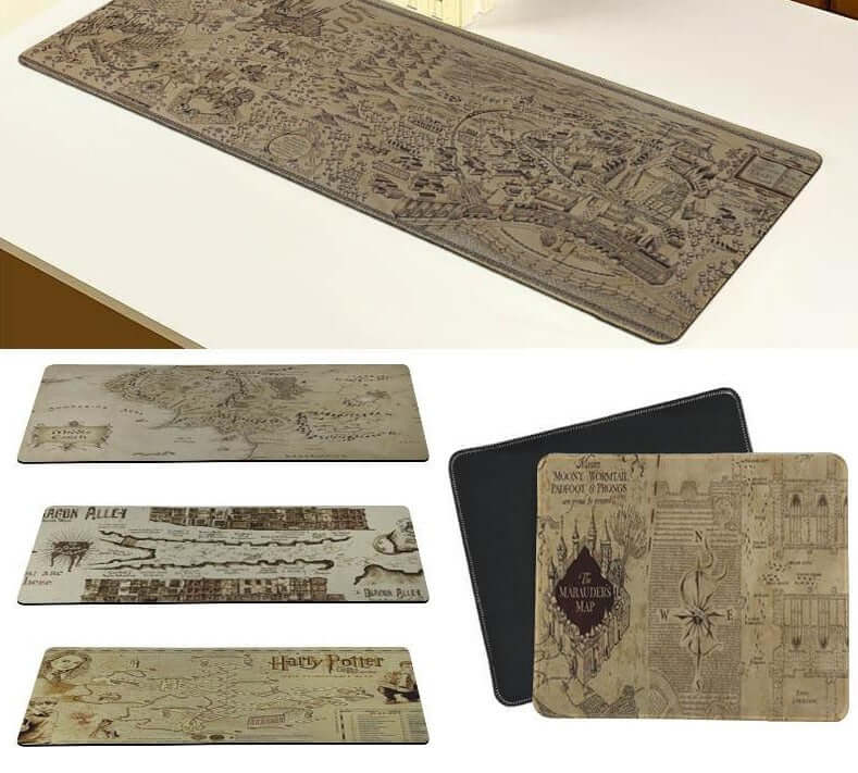 Old Map Mouse Pad - Shop For Gamers