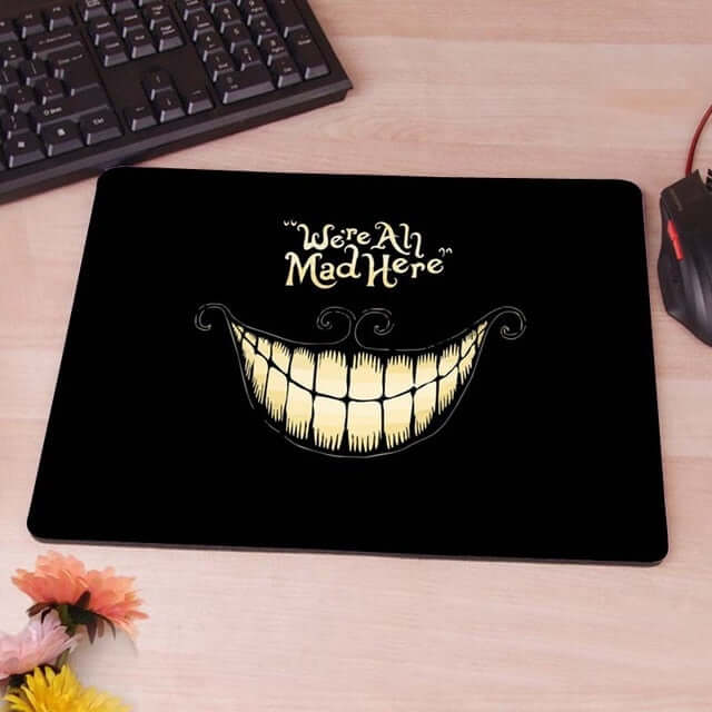 Alice in Wonderland Mouse Pad - Shop For Gamers