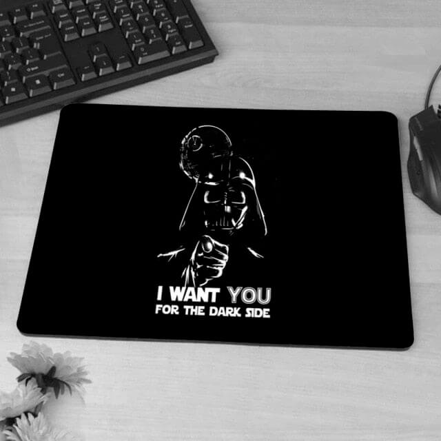 Darth, Vader, Mask, Star Wars  Mouse Pad - Shop For Gamers