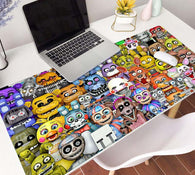 Five Nights at Freddy's Large Gaming Mouse Pad - Shop For Gamers