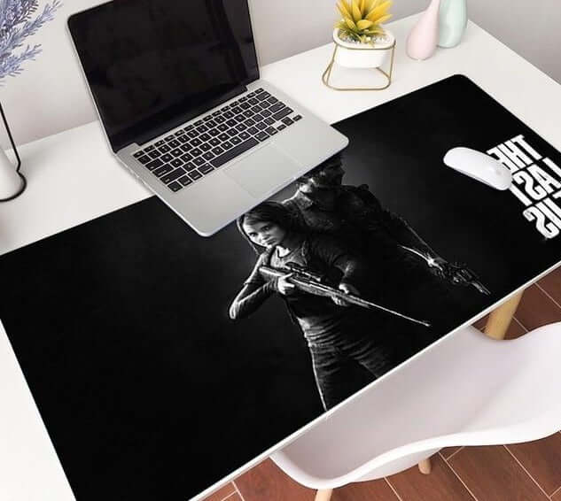 The Last of Us Large Gaming Mouse Pad - Shop For Gamers