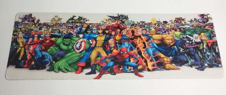 MaiYaCa The Marvel Universe Mouse Pad - Shop For Gamers