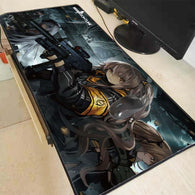 Mairuige Girls Frontline Anime Rubber Gaming Mousepad - Shop For Gamers
