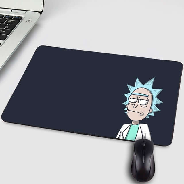 2019 Rick and Morty Mouse Pad - Shop For Gamers