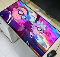 Mairuige Rick and Morty Anime Office Mouse Pad - Shop For Gamers