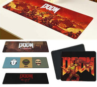 DOOM Eternal Game Gaming Mouse Pad - Shop For Gamers