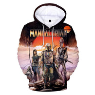 The Mandalorian Hoodie - Shop For Gamers
