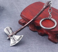Marvel Avengers Thor Axe Key Chain - Shop For Gamers