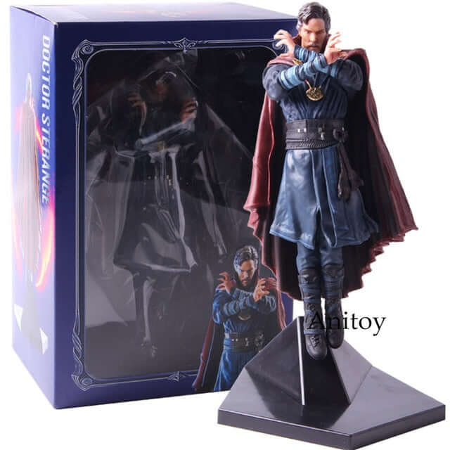 Marvel Doctor Strange Collectible Action Figure - Shop For Gamers