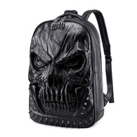 Scary Skull Backpack - Shop For Gamers