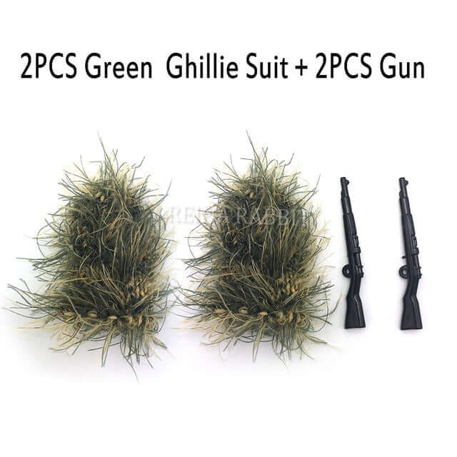 Military SWAT PUBG Sniper Guns Ghillie Suits Camouflage Clothes - Shop For Gamers