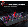 Motospeed CK108 Backlit Mechanical Keyboard - Shop For Gamers