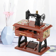 Sewing Machine Music Box - Shop For Gamers