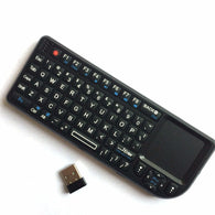 Mute USB Wireless Keyboard Mouse & Pen