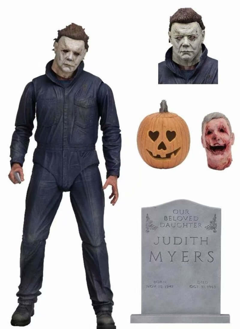 Halloween Michael Myers Action Figure - Shop For Gamers