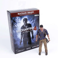 Uncharted 4 A Thief's End Nathan Drake Action Figure  - Shop For Gamers