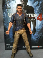 Uncharted Nathan Drake Action Figure - Shop For Gamers