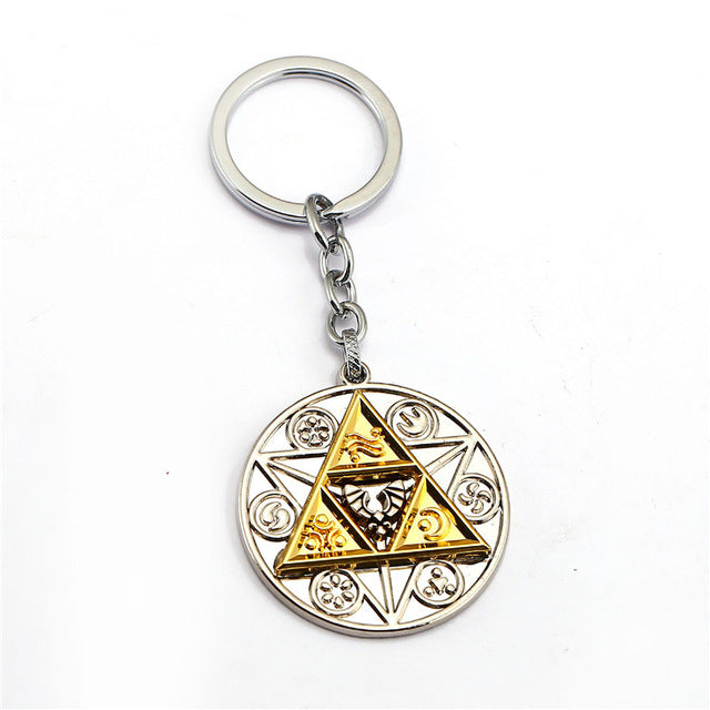 Legend Of Zelda Jewelry Keychain - Shop For Gamers