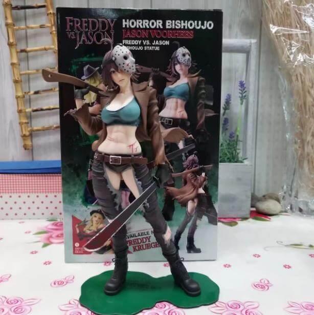Freddy Vs Jason Female Action Figure - Shop For Gamers