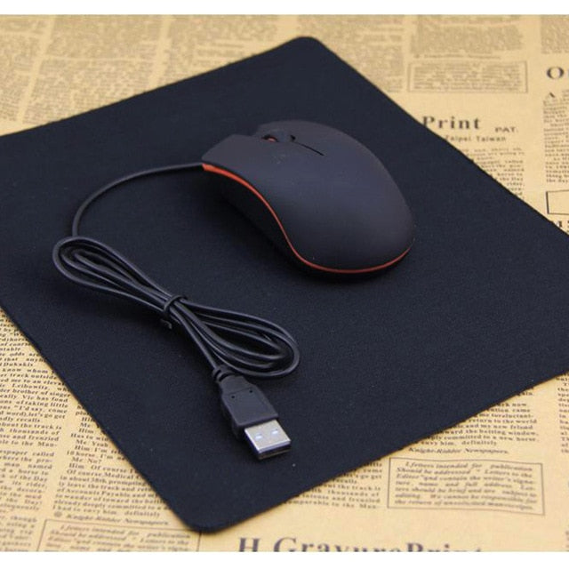 NOYOKERE Mini 1000 DPI Wired Mouse - Shop For Gamers
