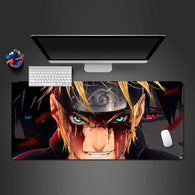 Naruto Anime Extra Large Gaming Mouse Pad - Shop For Gamers