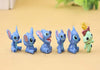 Lilo & Stitch Miniature Toy Action Figure - Shop For Gamers