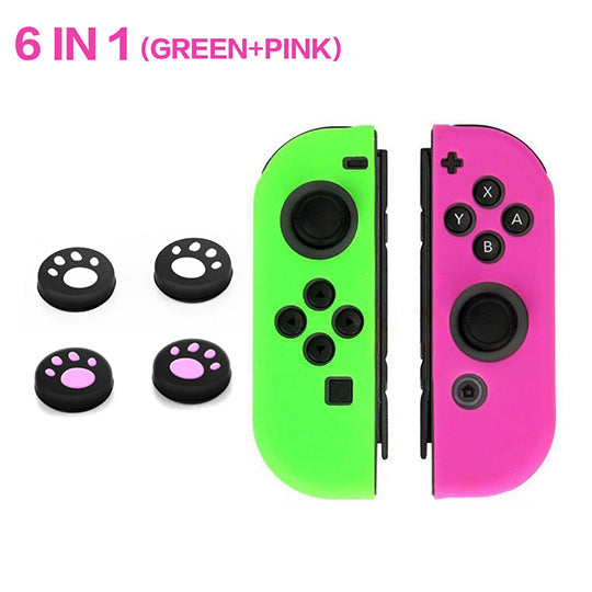 2 PCS Handle Grip For Nintendo Switch