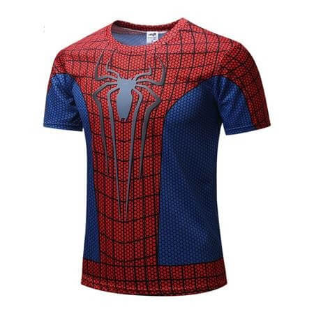 Spiderman T-Shirt - Shop For Gamers
