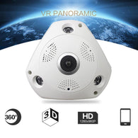 HIPERDEAL 360 Degree Panoramic Wireless Camera - Shop For Gamers