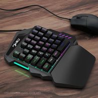 V100 1.6m Wired Gaming Keyboard