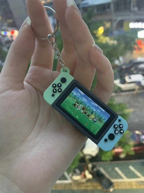 Switch Game Keychain - Shop For Gamers