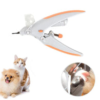 Professional Illuminated Pet Nail Clipper - Shop For Gamers
