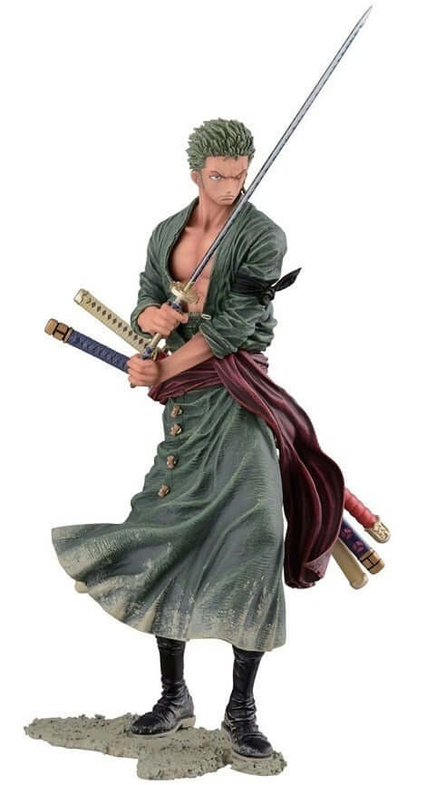 One Piece Ace Luffy Sabo Action Figure - Shop For Gamers