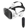 BOBO VR Z4 Leather 3D Cardboard Glasses - Shop For Gamers