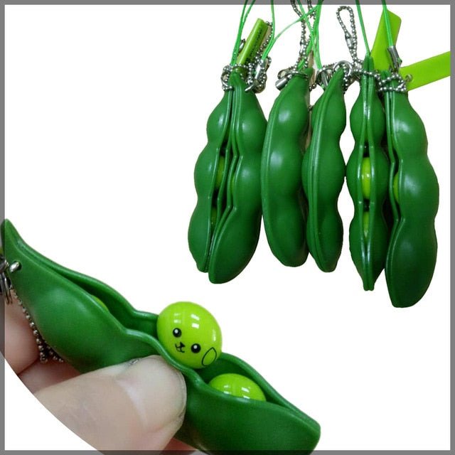 Soybean Key Chain - Shop For Gamers