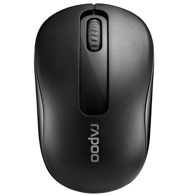 Rapoo M10 1000 DPI 2.4Ghz Wireless Mouse - Shop For Gamers