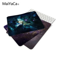 Space Art Wallpaper Anti-slip Mouse Pad - Shop For Gamers