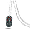 Metro Exodus 2033 Dog Tag Necklace - Shop For Gamers