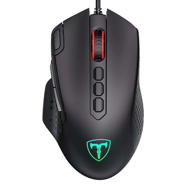 PICTEK PC257 Wired Gaming Mouse - Shop For Gamers