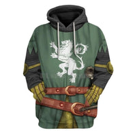 Knights Templar Hoodie - Shop For Gamers