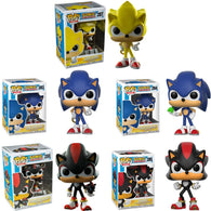 Sonic Vinyl Dolls Action Figure - Shop For Gamers