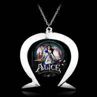 Alice The Madness Returns Necklace - Shop For Gamers