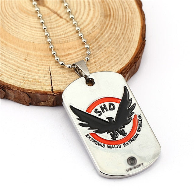 Tom Clancy' S The Division Keychain - Shop For Gamers