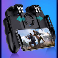 PUBG Mobile Controller Gamepad With Cooling Fan - Shop For Gamers