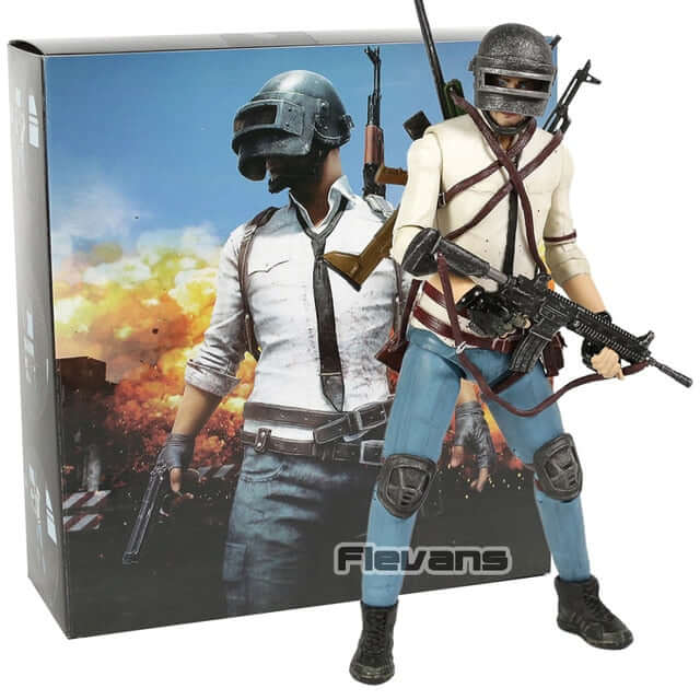 PUBG PlayerUnknown's Battlegrounds PVC Action Figure - Shop For Gamers