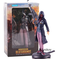 PUBG Girl Faith Suit Ver. PVC Action Figure - Shop For Gamers