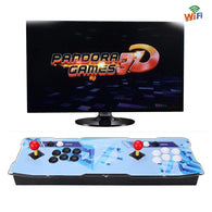 Pandora 3D 2448 Arcade Box 8 Buttons Joystick - Shop For Gamers