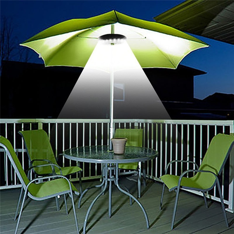 Patio Umbrella Light - Shop For Gamers